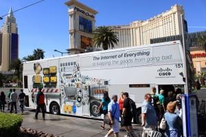 Cisco. Deuce Bus