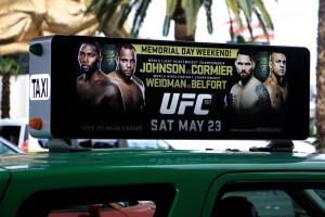 UFC 187_Digital Taxi Tops 1_Start 4.27.15
