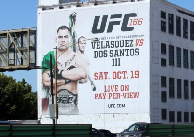 UFC 166 #337 (Sept) Closeup